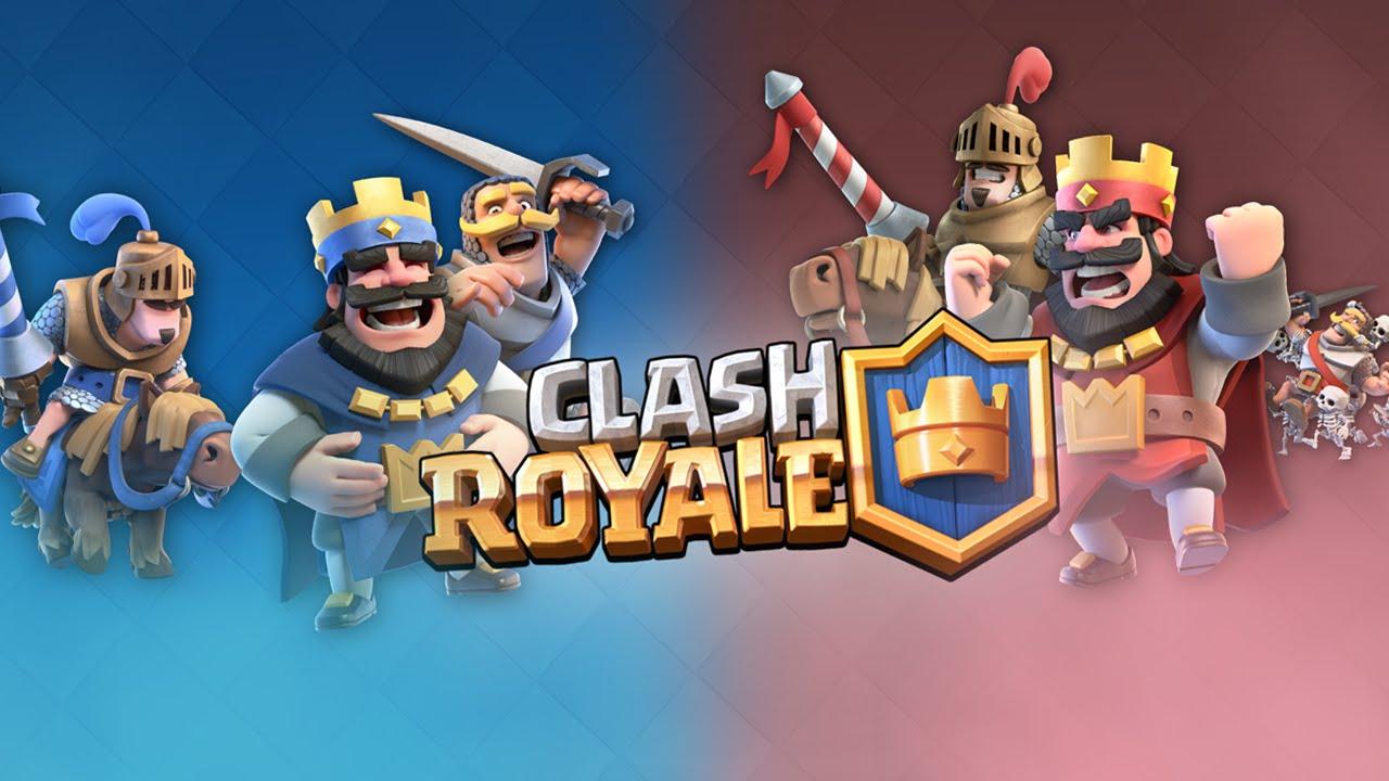 что с clash royale